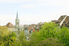 Berne, Switzerland. Royalty Free Stock Photo
