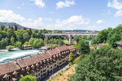 Berne in Switzerland Royalty Free Stock Images