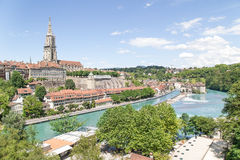 Berne in Switzerland Royalty Free Stock Photo