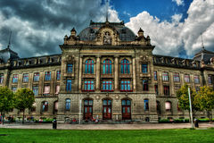 Berne University HDR Stock Images