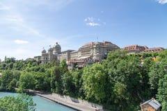 Berne w Szwajcaria Obrazy Stock