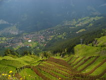 Berner Oberland 28 Imagen de archivo libre de regalías