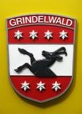Berner Oberland, Schild 01 Royalty-vrije Stock Afbeelding