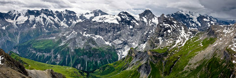 Bernese Alps Royalty Free Stock Images