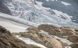 Bernese Alps Royalty Free Stock Image