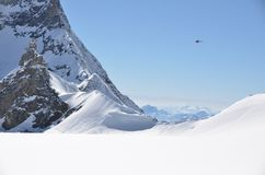 Swiss Alps - Bernese Mountains Grindelwald Eiger Jungfrau stock images