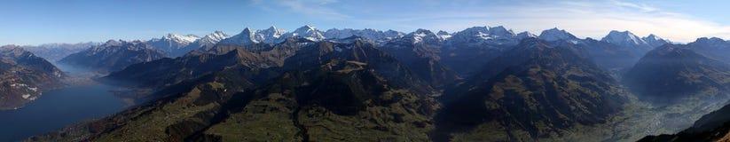 Bernese Oberland 免版税图库摄影