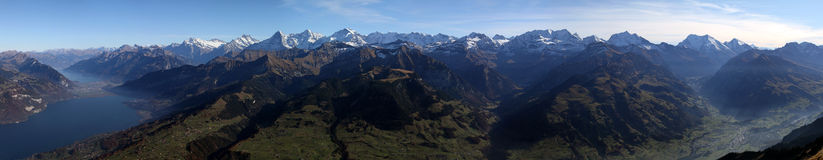 Bernese Oberland Royalty-vrije Stock Fotografie