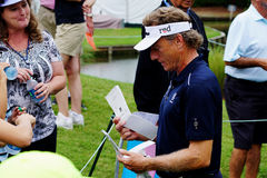 Bernhard Langer Royalty Free Stock Photo