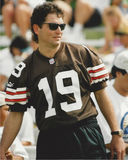 Bernie Kosar Stock Photography