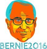 Bernie 2016 President WPA Stock Image