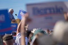 Bernie Sanders arkivbild