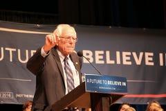 Bernie Sanders Imágenes de archivo libres de regalías