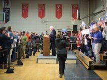 Bernie Sanders Fotografia de Stock Royalty Free