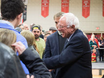 Bernie Sanders Imagem de Stock Royalty Free