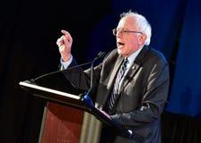 Bernie Sanders - Allen University Stock Photo