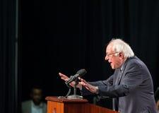 Bernie Sanders - Benedict College Royalty Free Stock Photo