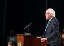 Bernie Sanders - centre de médaillon Photographie stock