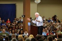 Bernie Sanders - centre de médaillon Images libres de droits