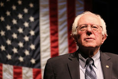 Bernie Sanders Royalty Free Stock Photos
