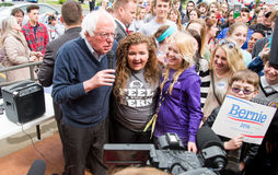 Bernie Sanders 09 Royalty Free Stock Photography