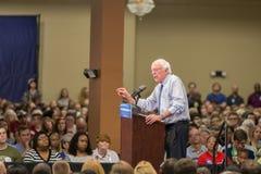 Bernie Sanders - Medallion Center Stock Photos