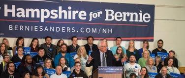 Bernie Sanders Stock Photos