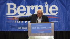Bernie Sanders voor Voorzitter Royalty-vrije Stock Afbeelding