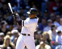 Bernie Williams, New York Yankees Royalty Free Stock Photography