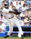 Bernie Williams, New York Yankees Royalty Free Stock Photos
