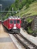 Bernina σαφές Στοκ Εικόνες