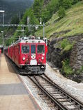 Bernina Express Stock Images