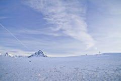 Bernina  Pass - Switzerland Stock Image