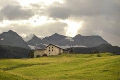 Bernina (Switzerland) Royalty Free Stock Photography
