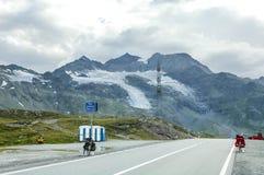 Bernina (Switzerland) Stock Photo