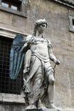 Bernini angel statue Royalty Free Stock Photos