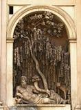 Bernini's Cztery Sezonów Fontanny 03 Obrazy Royalty Free