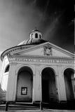 Berninis Kirche, Ariccia, Italien Stockfotos