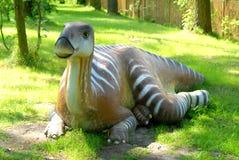 Bernissartensis van Iguanodon Stock Afbeelding