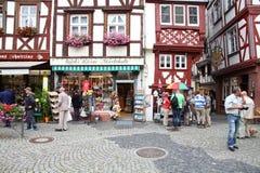 Bernkastel, Alemanha Fotos de Stock