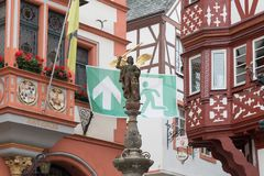 Bernkastel-Kues Foto de Stock Royalty Free