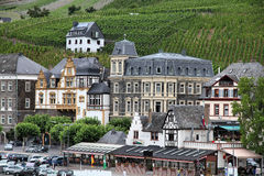 Bernkastel - Kues royalty free stock photo