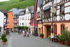Bernkastel-Kues stock photography