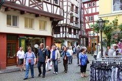 Bernkastel-Kues, Alemanha Imagem de Stock Royalty Free