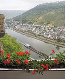 Bernkastel-Kues, Allemagne Photographie stock