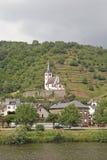 Bernkastel-Kues, Allemagne Photographie stock libre de droits