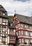 Bernkastel-Kues architecture Royalty Free Stock Photos