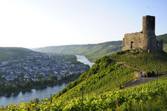 Bernkastel-Kues, Germany Stock Photography