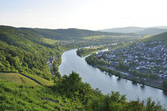 Bernkastel Kues, Germany royalty free stock photos