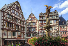Bernkastel-Kues, Germany. Royalty Free Stock Photo
